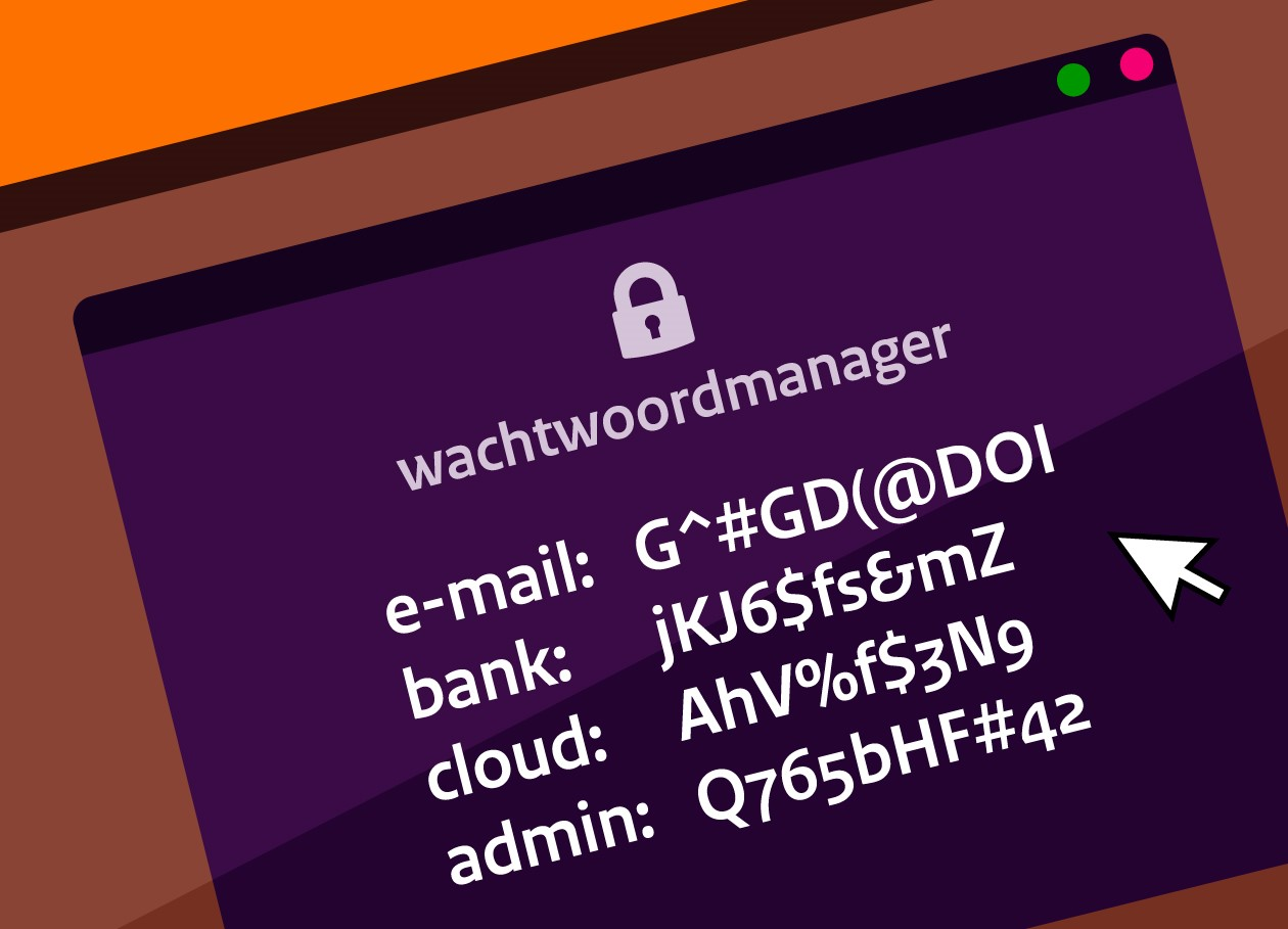 wachtwoordmanager