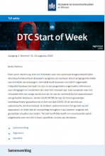 Afbeelding Start of Week DTC